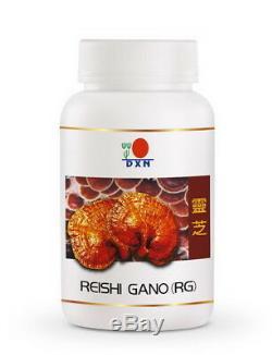 10 Bottles DXN Reishi Gano RG 90 Capsules Ganoderma Boost Immune System Express