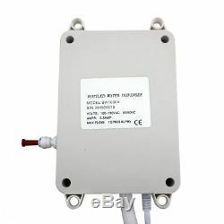 110V 40PSI Bottled Water Dispensing Pump System Replaces Bunn Flojet US Plug