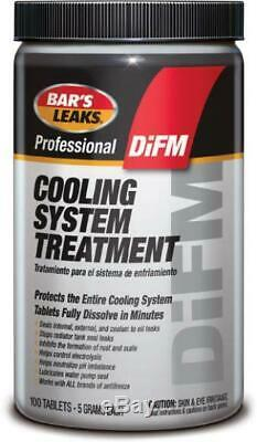 12 bottles Bar's Leaks J-100 DiFM Cooling System Treatment 5 Grams