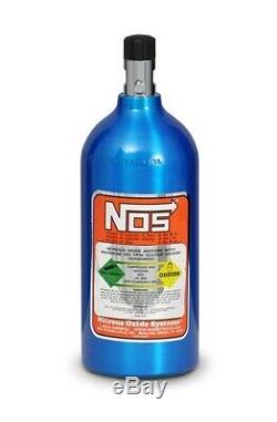2.5 lbs. Aluminum Nitrous Oxide Systems 14720NOS Nitrous Bottles NITROUS OXIDE S