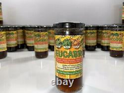 24 Bottles Natural Syrup EUCABRONCOSOL Cough And Respiratory System 7.5 fl. Oz