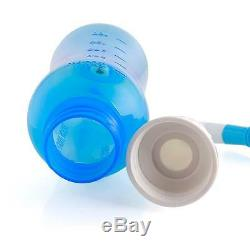 300ML Nose Wash System Pressure Neti Pot Cleaner Bottle For Adults Children New