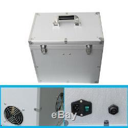 410W Portable Dental Turbine Unit/Air Compressor/Suction System/Water bottle USA