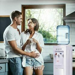 5 Gallon Water Dispenser Bottle Load Electric Universal Non Spill Water System