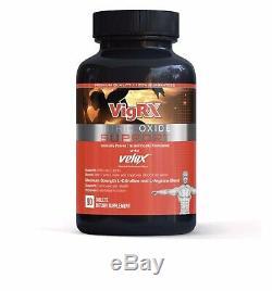 6 x VIGRX Plus + free 1 bottle Nitric Oxide+erection fitness system