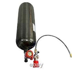 Acecare Air Gun 9L CE 30Mpa Carbon Fiber Tank PCP Empty Bottle Charging Systems