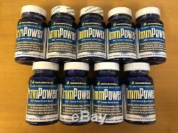 American Biosciences ImmPower AHCC Immune System Support 9 Brand New Bottles