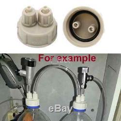 Aquarium Bottle Cap for Live Plant CO2 Diffuser Air Generator System Tool New CA