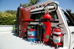 BOTTLECHOCK Gas Cylinder Bottle Restraint System