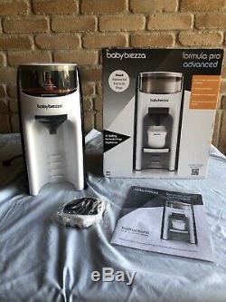 Baby Brezza Formula Pro Advanced Warm Bottle Mixing System White/Black New