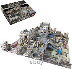 Battle Systems Frontier Core Set 28mm Space Terrain Board Game Neoprene 3D