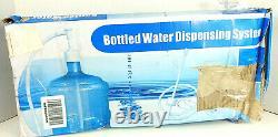 Bottle Water Dispenser Pump System, 20ft 110V AC US Plug Water Dispensing Pump