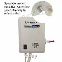 Bottled Water Dispenser Pump System for Coffee Brewer Ice With Speed Control
