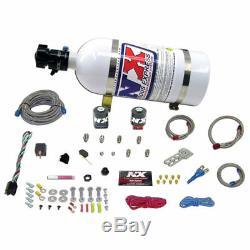 C4 C5 C6 Corvette 1997-2013 EFI Single Nozzle System with 10lb Bottle