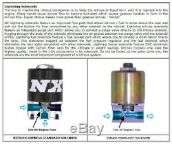C7 Corvette Stingray 2014+ NX Nitrous System with 10lb Bottle