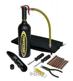 CO2 Bottle Power Shot Trigger System 20 Oz Matte Black Power Tank