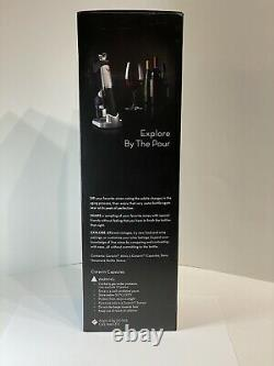 CORAVIN Model 1000 Wine System with Capsules Included Base Bottle Sleeve NEW