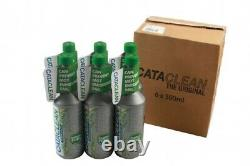 Cataclean Petrol 500ml x 6 Bottles Fuel and Exhaust System Cleaner