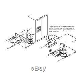 Coffee Maker Espresso Refrigerator Fridge Bottled Water Dispensing System Quiet