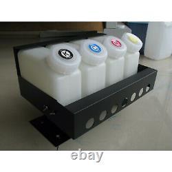 Continuous Bulk Ink System DX5 Mimaki JV33/JV34/CJV30/JV5-4 Cartridges 4 Bottles