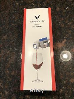 Coravin Model One Wine Bottle Opener and Preservation System