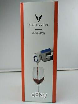 Coravin Model One Wine Bottle Opener and Preservation System, New in Box