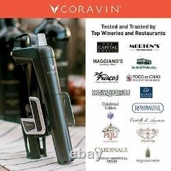 Coravin Model Two Premium Wine Preservation System, Includes 2 Argon Capsules