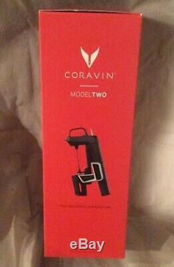 Coravin Model Two Wine Preservation System Brand New
