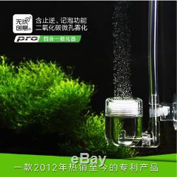 D601s DIY Co2 Generator Stainless Steel Bottle Solenoid Regulator canister $145