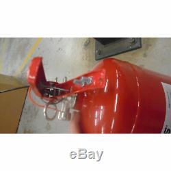 DAMAGED HANDLE RRS Mechanical Steel Bottle 4.25 Litre AFFF Extinguisher System