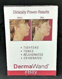 DermaWand Anti-Aging Skin Care Complete System + (2) Bottles Pre-Face Treatment