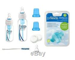 Dr. Browns Specialty Feeding System Bottle Lid Nipple Teether Pick New Parts Dr