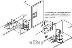 FLOJET Drinking Water Dispenser Electric Pump Portable Bottle Dispensing System