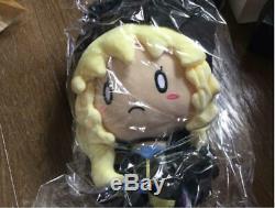 Famitsu DX CODE VEIN pack bonus 4 set Mia Plush doll Skit bottle key ring file