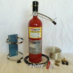 Fire Bottle AMRC-500 AUTO-MANUAL FIRE SYSTEM