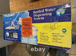Flojet BW1000A 120v AC Bottled Water Dispensing Pump System Official OEM USA New