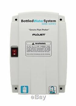Flojet BW5000-000A Bottled Water System with Single Inlet 115V US Plug 1-(Pack)