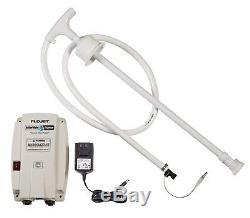 Flojet Bottle Water II 115V Dispensing System with Single Outlet US Plug