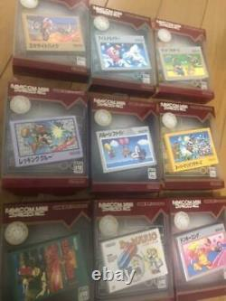 Game Boy Advance Nes Mini All 30 Bottles With Added