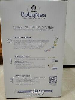 Gerber BabyNes Baby Easy Bottle Formula Dispenser Smart Nutrition System NEW