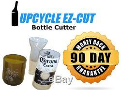Glass Bottle Cutter SelfScoring System New Precision Bottle Cutting Machine