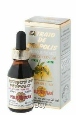 Immune system strengthening Full Case 24 Bottles Green Propolis Polenectar WF60