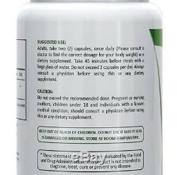 Moringa Oleifera LEAF EXTRACT Capsules 10,000mg SUPERFOOD IMMUNE SYSTEM Pill