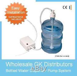 NEW 120v AC Bottled Water Dispensing Pump System Replaces Bunn Flojet BW4000
