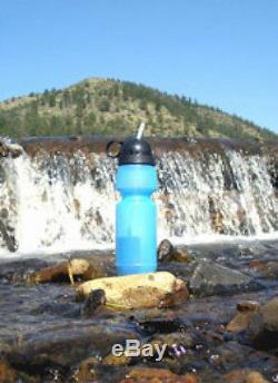NEW BERKEY LIGHT Water Filter System with Bottle & PF-2