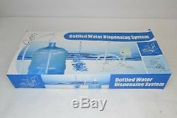 NEW BW1000A Bottled Water Dispensing System Pump Flow Jet for 5 LT Jug