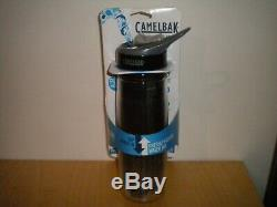 NEW Camelbak Groove 20oz BPA Free Water Bottle Filtration System Filter included