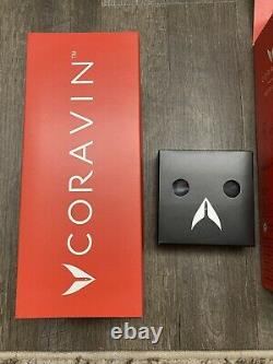 NEW Coravin Model Two Advanced Wine Bottle Opener & Preservation System Sealed