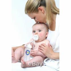 NEW PODEE Baby Bottle Hands Free Feeding System Feed 250ml 9oz Bottles USA