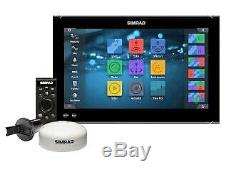 NEW SIMRAD NSO EVO3 16 System Pack from Blue Bottle Marine